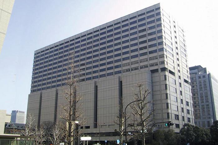 Tokyo Court Complex Building