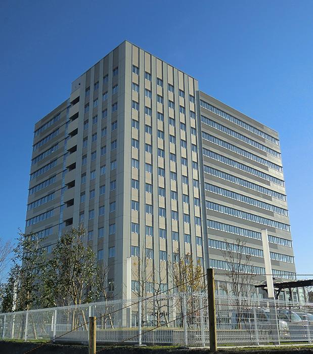 Kumamoto Regional Government Building