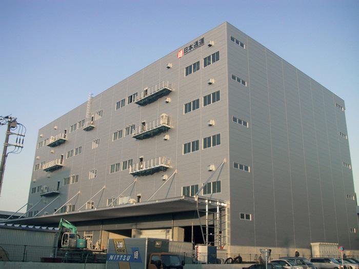 Shinsuna 2-Chome Distribution Center