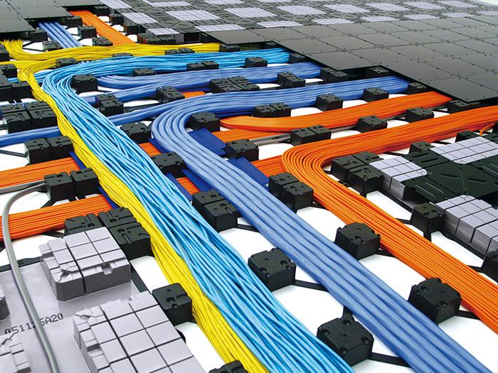 Big Cable Capacity