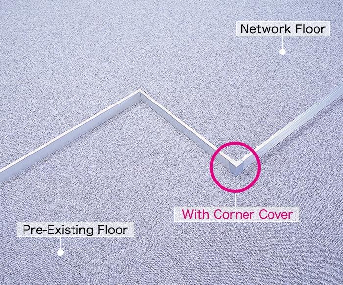 Nosing 40  Inside Corner / Outside Corner